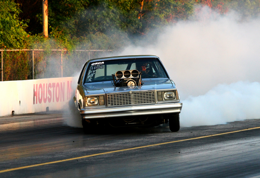 HMP Drag Strip